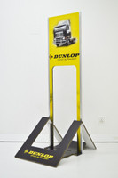 X059 Club Tyre Stand - Cut file