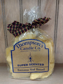 Thompson's Candle Co. Banana Nut Bread Crumbles