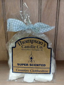 Thompson's Candle Co. Pumpkin Pie Crumbles