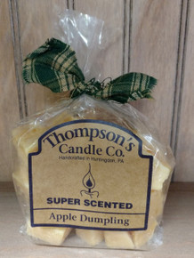 Thompson's Candle Co. Apple Dumpling Crumbles