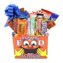 Large Junk Food Box - Junk Food Junkie