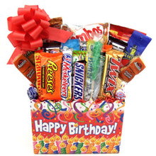 Large Junk Food Box - Birthday