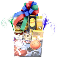 Sports Fanatic Snack Box