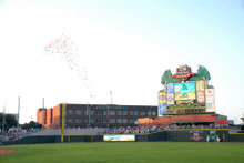 Dayton Dragons- Balloon Release