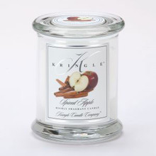 Spiced Apple Kringle Candle- Medium Apothecary Jar