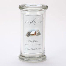 Cozy Cabin Kringle Candle- Large Apothecary Jar