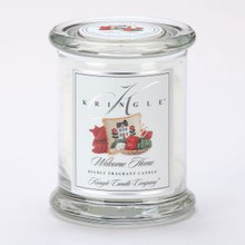 Welcome Home Kringle Candle- Medium Apothecary Jar