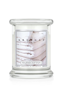Kringle Candle Warm Cotton 8.5 oz jar