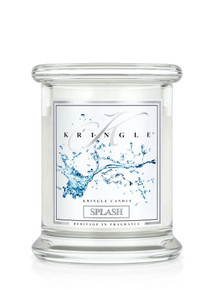 Splash Kringle Candle Co. 8.5 oz Jar Candle