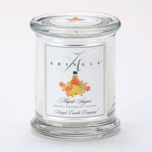 Maple Sugar Kringle Candle- Medium Apothecary Jar
