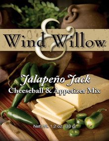 Jalapeno Jack Cheeseball & Appetizer Mix