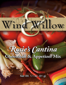 Rosie's Cantina Cheeseball & Appetizer Mix