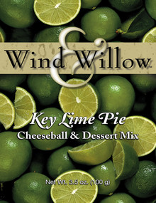 Wind & Willow Key Lime Pie Cheeseball & Dessert Mix
