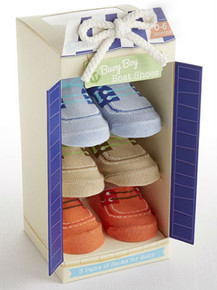 Buoy Boy Boat Shoe Socks