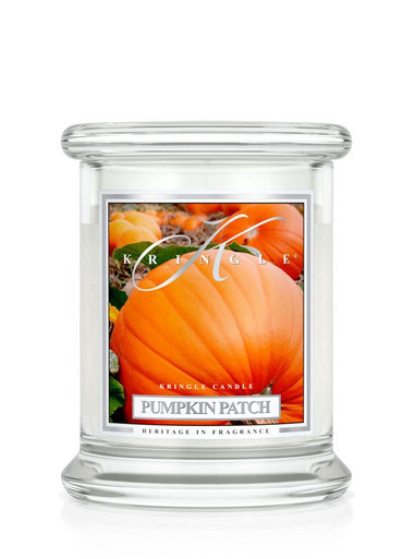 Kringle Candle Pumpkin Patch 8.5 oz Jar
