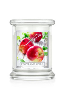 Kringle Candle Cortland Apple 8.5 oz jar