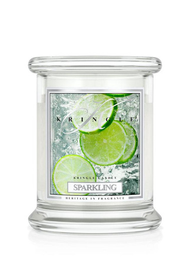 Kringle Candle Sparkling 8.5 oz jar