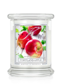 Kringle Candle Cortland Apple 2-wick Medium Classic Jar