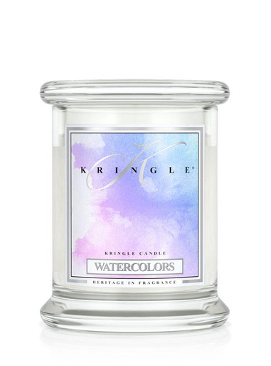 Kringle Candle Watercolors Small Classic Jar 8.5 oz