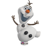 Frozen Balloon- Olaf (Uninflated)