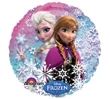 "Frozen Balloon- 18"" (Uninflated)"