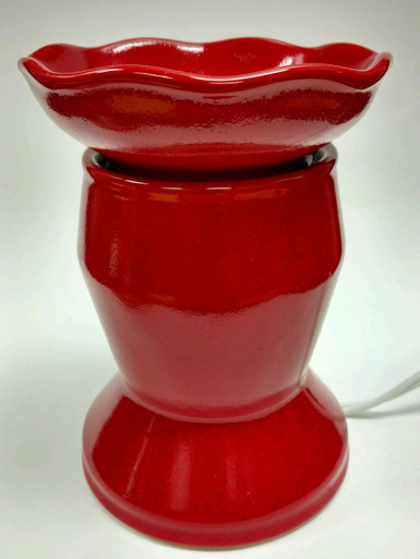 Red Electric Tart Candle Warmer