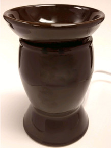 Cocoa Brown Electric Candle Warmer