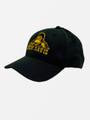 Black Baseball Cap with Ben Davis Logo