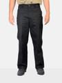 Black 50 Cotton / 50 Polyester Work Pant