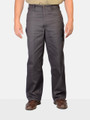 Charcoal 50 Cotton / 50 Polyester Work Pant