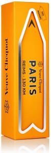 Veuve Clicquot Brut Champagne Magnet Arrow