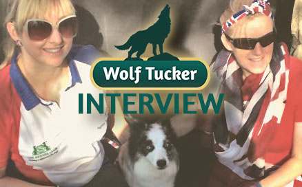 Interview with Crufts star and Wolf Tucker sponsored owner Rebecca Sargent
