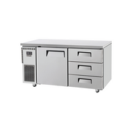 Skipio - SUF15-3D-3. Under Counter Freezer With Draws. Weekly Rental $35.00