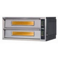 Moretti iDeck iDD 105.105 Double Deck Pizza Oven W/Stone Cooking Floor. Weekly Rental $132.00