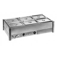 Roband BM24 Hot Bain Marie. Wet Or Dry Operation. Weekly Rental $11.00