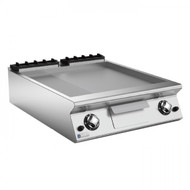 Mareno ANFT98GM Star 90 Series  Wide Gas Griddle With/ 1/3 Ribbed Plate. Weekly Rental $49.00