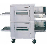 Lincoln 1457-2 Impinger Gas Conveyor Pizza Oven Two Deck. Weekly Rental $527.00