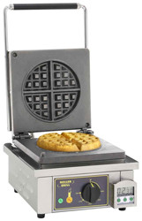 ROLLER GRILL GES75 Waffle Maker. Weekly Rental $14.00