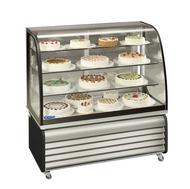 Tecfrigo Brio - 136. Refrigerated Cake Display Cabinet. Weekly Rental $80.00