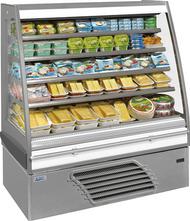 Bonnet Névé Curl 3. Refrigerated Open Display Cabinet. Weekly Rental $62.00