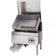 CLEVELAND SGL40TR Gas Tilting Bratt Pan 150L. Weekly Rental $294.00