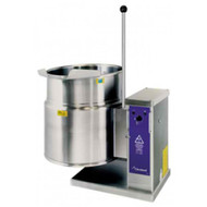 CLEVELAND KET6T Electric Table Top Tilting Steam Kettle 23Litre. Weekly Rental $97.00