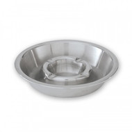 DOUBLE WELL ASHTRAY -18/8, 160mm