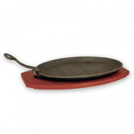 STEAK SIZZLER-290x180mm,GREY