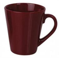 TAPERED COFFEE MUG -MAROON