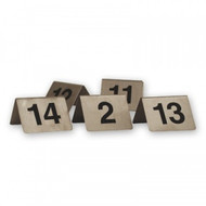 TABLE NUMBER SET-18/10, 61-70