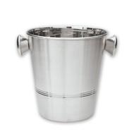 WINE BUCKET-18/8,with KNOBS