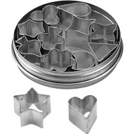 CUTTER SET -ASPIC 12pc