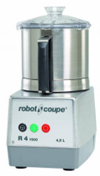 Robot Coupe R 4 TABLE-TOP CUTTER MIXER. Weekly Rental $28.00