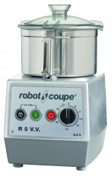Robot Coupe R 5 VV TABLE TOP CUTTER MIXER. Weekly Rental $44.00